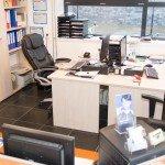 Van Eeks kantoor